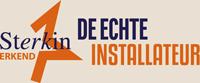 Sterkin-Echte-Installateur-ral9001